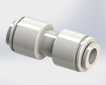 QUCD Series - Union Connector
