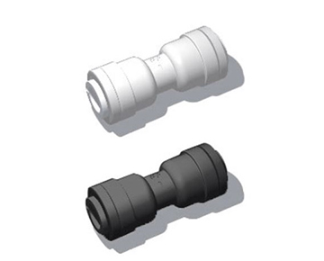 QUCG Series - Union Connector - Polypropylene