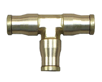 QUT Series - Brass Push-In