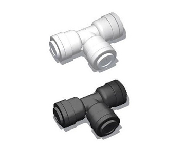 Push-In Polypropylene Fittings