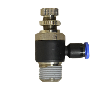 SFCA Series - Push In x Male NPT - Needle Valve