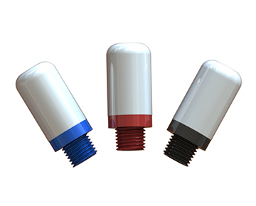 TM Series - Color Coded Thimble Muffler