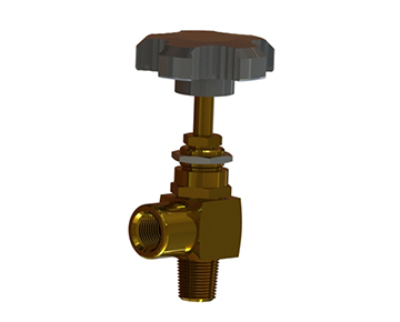 VNS Series - Needle Valve - Brass