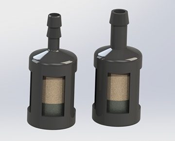 Weighted Suction Strainers