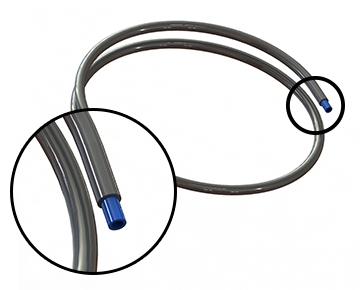 Weld Spatter Resistant Tubing