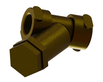 "YSB Series - Bronze ""Y"" Strainer"